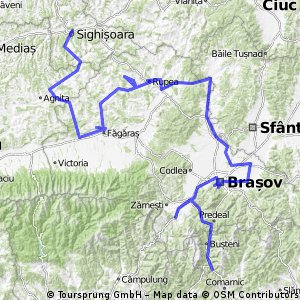 Велотур: Румунія. Замки Трансільванії