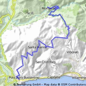 Escursione Oasi Morigerati Domenica 1 Maggio 2016