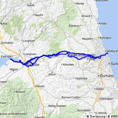 Hadrian's Wall and Route suggestions
