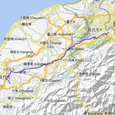 中和國小_to_竹中車站