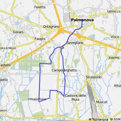 palmanova villaggio roma