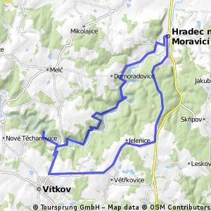 Moravskoslezské setkání lehokol 2016