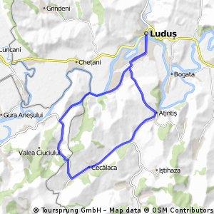 Ludus - Atintis - Cecalaca - Gheja - Ludus