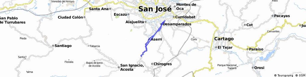 bike tour through San Jose