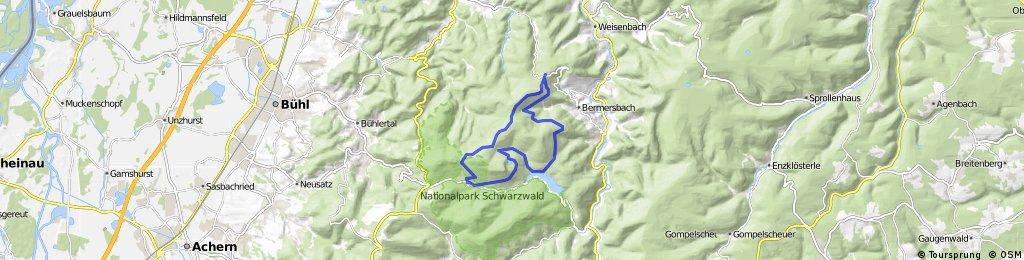 MBT: Herrenwies-Rote Lache-Herrenwiesersee-Herrenwies