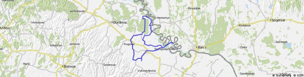 Križnica - Brodić - Otrovanec (cesta)
