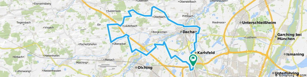 Allach - Oberbachern