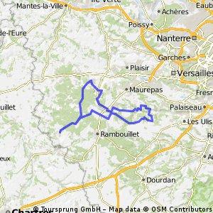 Béchereau 88 km
