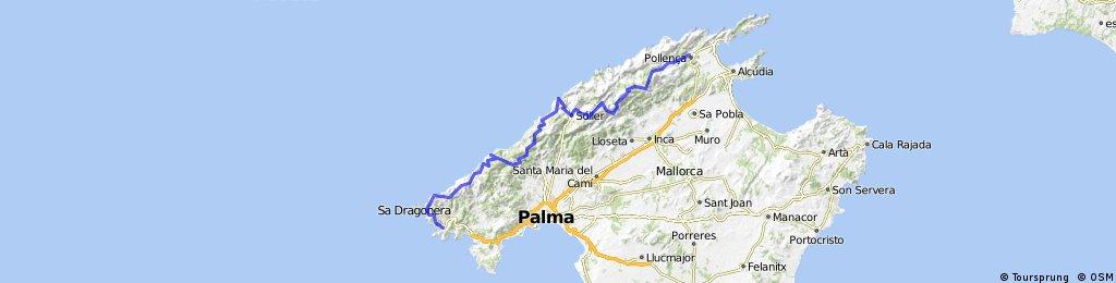 Mallorca-GR221 (GPS)