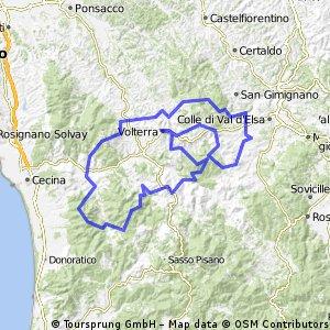 Volterra Trail 2016