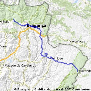 Route Portugal 2015 day 5