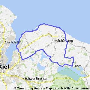 Maritim-Route der Probstei