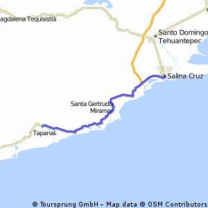 J36 – Lundi 15 février 2016 – Salina Cruz – Santiago Astata