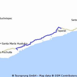 J37 – Mardi 16 février 2016 – Santiago Astata – Crucecita