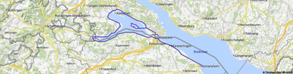 Romanshorn-Konstanz