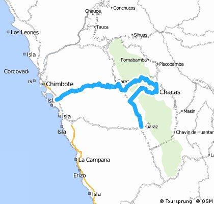 Vuelta al Huascaran