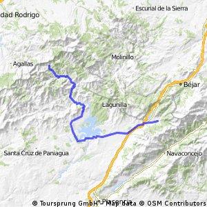 3 0 Casar-Hervas  75 km