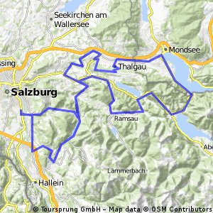 vita club Radmarathon Strecke A