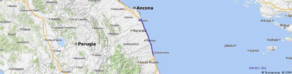 Loreto - San Benedetto del Tronto