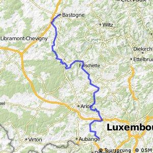 Tag 3 Bastogne-Bascharage