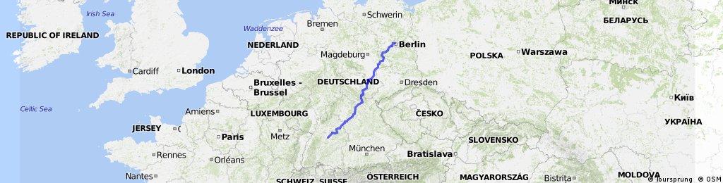 KT*2017: Stuttgart - Berlin