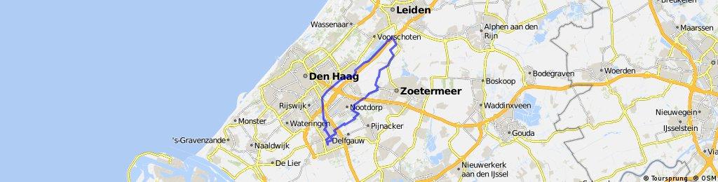 Delft - Zoeterwoude
