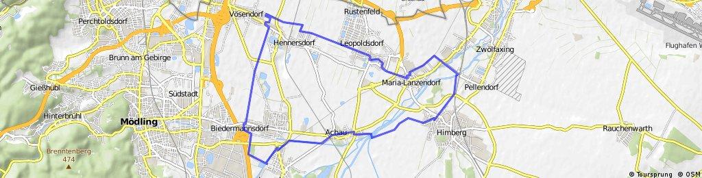 Achau Laxenburg Vösendorf Lanzendorf Himberg
