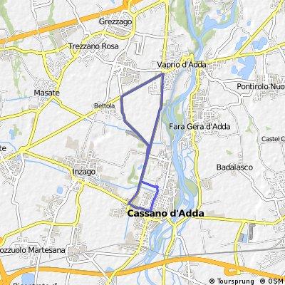 Cassano D'Adda Giro d'Italia