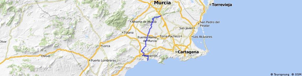 Murcia-mazarron-por-ono-largo