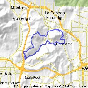 San Rafael Hills
