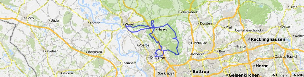 CTF Dinslaken 77 km