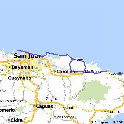 Canovanas-San Juan-Rio Grande-Canovanas