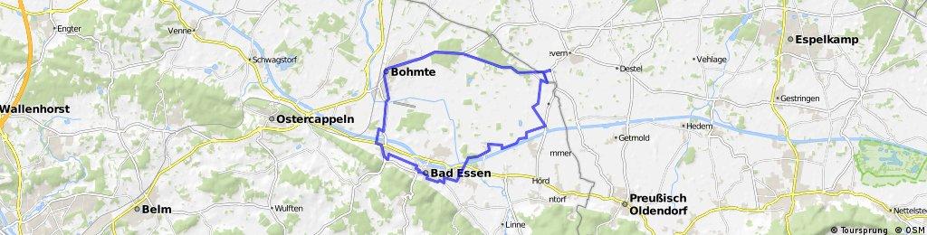 Stellp. Hollenmüle Niedersachsen-Tour 30km