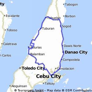 Cebu Bike Trip