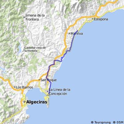 Bahia de Casares - Gibraltar