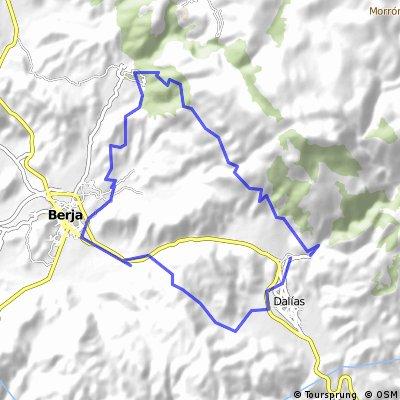 Celin-Castala-Celin (Sin carretera)