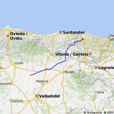 VUELTA A ESPAÑA 12Villada - Bilbao