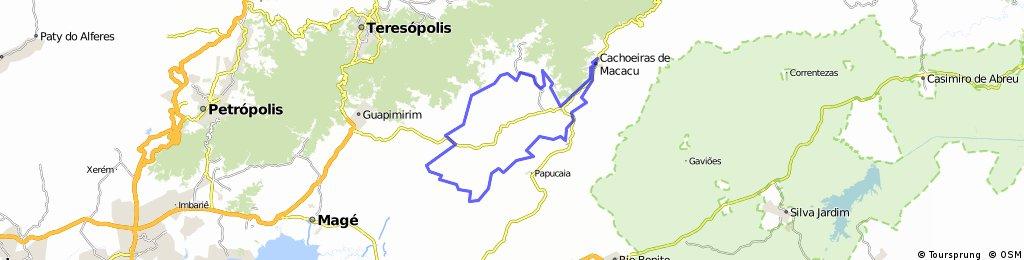 Ciclogiro Macacu - 100 Km Cachoeiras de Macacu