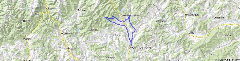 Valeni - Schiulesti - Tunel - Valeni-2