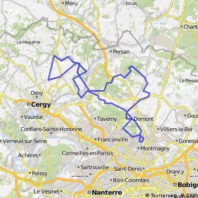 GROSLAY - TVO 100 KMS