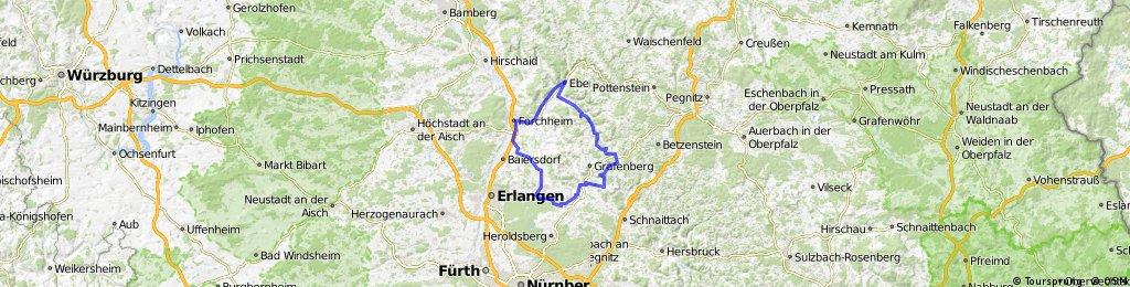 Ebermannstadt - Südrunde