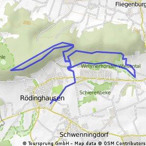 Kleine Bergtour über Nonnenstein