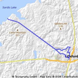 25 Miles to Sardis