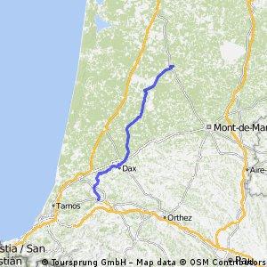 16 Tag Sabres - Port-de-Lanne