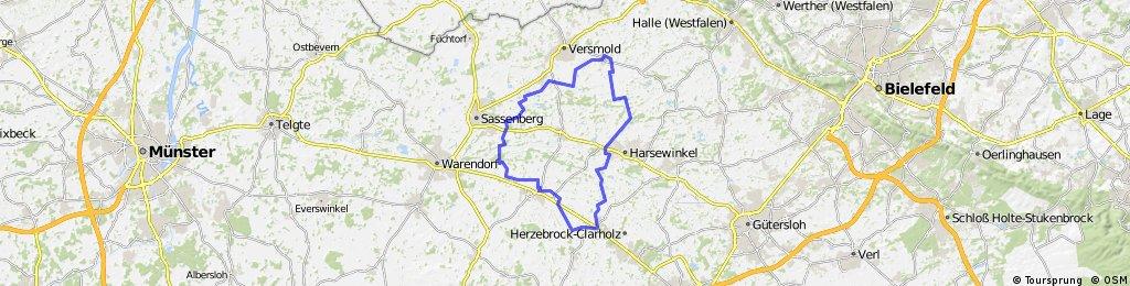 Harsewinkel / Beelen / Heidesee