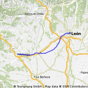 24 Tag Leon - Astorga