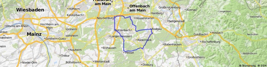Tour Neu Isenburg