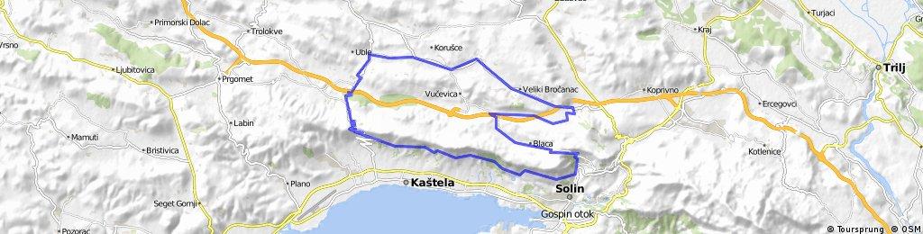 Tour de Kozjak