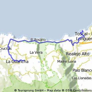 D1E2V2-La Guancha-Romantica via Hoya de los Pablos-San Juan de la Rambla- TF5