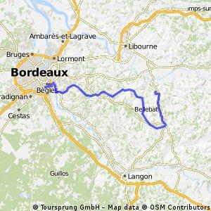 1/ 16 Bordeaux - Rauzan